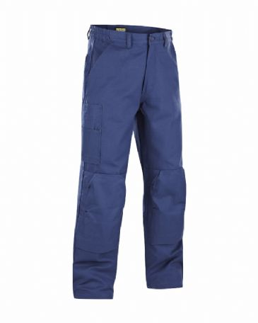 Blaklader 1726 Trousers 100% Cotton (Navy Blue)